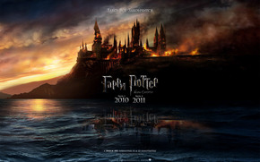 Гарри Поттер и Дары смерти: Часть 1, Harry Potter and the Deathly Hallows: PartI, фильм, кино
