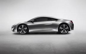 Acura, NSX, Auto, macchinario, auto