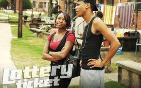 Лотерейный билет, Lottery Ticket, film, movies