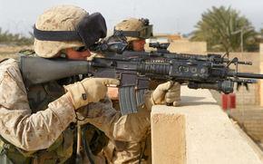 оружие,  военные