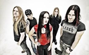 rock, Tyra, gothic metal