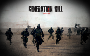 Generazione di assassini, Generation Kill, film, film
