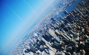 небоскреб,  сша,  нью йорк