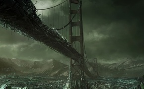 2012, year, a post-apocalyptic