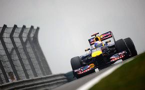 photo, Sebastian Vettel, fireball, track, track, international, autodrome, Shanghai, pit
