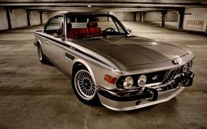 BMW, E30, classico, auto, macchinario, Auto