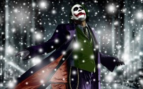 Joker, Messer