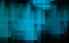 texture, blue, black, squares, cubes