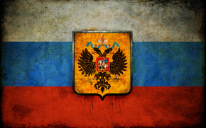три колор, россия, флаг, герб