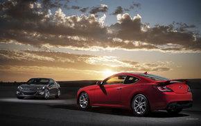 Hyundai, Equus, Voiture, Machinerie, voitures