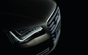 Audi A8, Beleuchtung,
