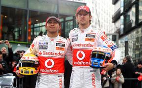 Men, JB, Lewis Hamilton, Pilots