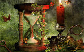 candela, Farfalle, chiave