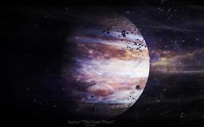 Asteroids, Star, Jupiter