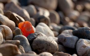 камни,  камушки,  галька,  будь особливим,  будь особенным
