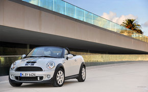 Mini, Roadster, авто, машины, автомобили