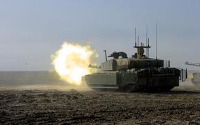 танк,  оружие,  ирак