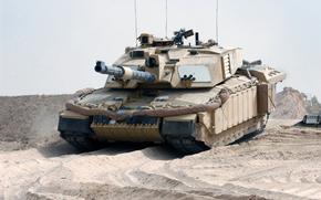 坦克, 沙漠, 联合王国