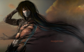 anime, Bleach, Art, The final form of