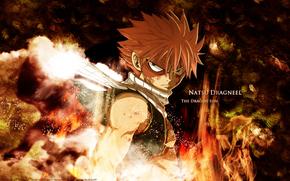 Natz Dragoni, flame, dragon