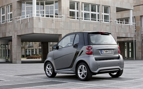 Intelligent, Fortwo, Voiture, Machinerie, voitures