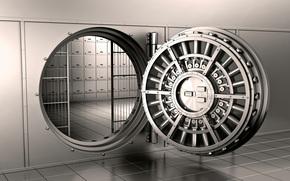 банк,  железная дверь,  хранилище,  железная плитка,  железная сетка,  ячейки,  железная стена