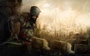 Ezio, kontantinopol