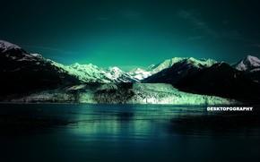 Montagne, mare, neve, lago