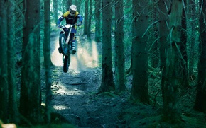 bicycle, Extreme, Sport
