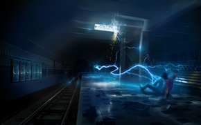 Fantom, metro, atak w metrze, nowicjusz sniffer, hunter