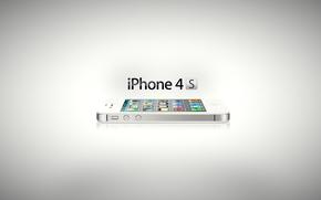 Smartphone, cran tactile