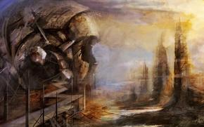 Arte, costruzione, fantasia