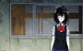 another, misaki mei, girl