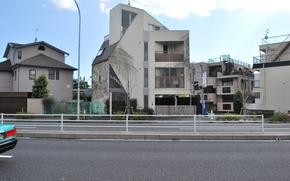 Tokyo, street, architecture