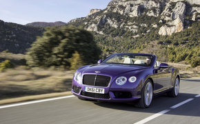 Bentley, Continental, авто, машины, автомобили