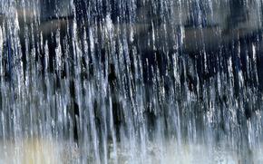water, ливень, rain