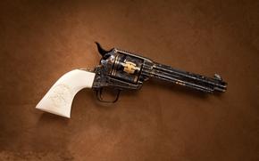 Colt, handle, hammer, hook, trunk