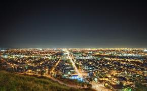 洛杉矶, 加州, 夜