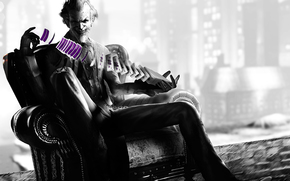 Joker, Karten, lcheln, Bsewicht