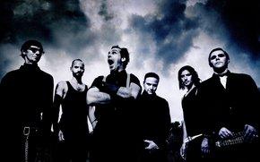 rock, hard rock, metallo, Metallo industriale, Till Lindemann, Richard Kruspe, Paul Landers, Oliver Riedel, Christoph Schneider, Christian Lorenz