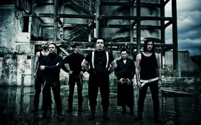 Till Lindemann, Richard Kruspe, Paul Landers, Oliver Riedel, Christoph Schneider, Christian Lorenz, rock, hard rock, metallo, Metallo industriale, musica pesante