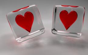 день святого валентина,  сердце,  любовь,  обои