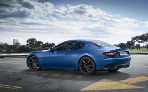 Maserati, GranTurismo, авто, машины, автомобили