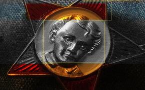 Lenin, USSR, star, октябрёнок