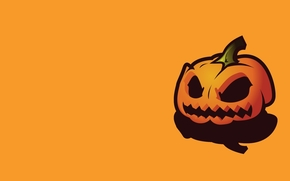 Halloween, zucca, vacanza