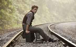 Robert Pattinson, tipo, natura, ferro da stiro, persico, Sleepers, valigia, vampiro, carta da parati