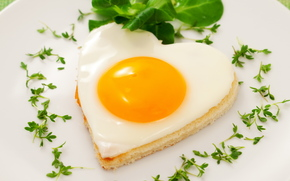 alimente, ou, omlet, friptur, oua prajite, protein, glbenu de ou, inim, Inim, dragoste