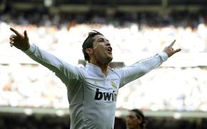Ronaldo, Real Madrid, Santiago Bernabeu