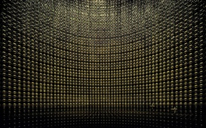 neutrino detector, water, photomultipliers, Scientists, reflection