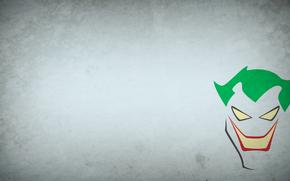 Joker, Minimalismus, Bild
